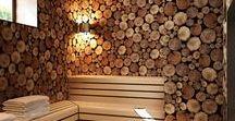 Sauna/ Badstue