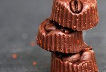 Oh, du süßes Pralinchen! ♥︎ / Selbst gemachte Pralinen, handgeschöpfte Schokolade – das Glück kann so einfach sein!