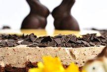 Biss zum Osterglück ♥︎ / Vom Schokohase bis zur Eierlikörtorte – Rezepte, die das Osterglück bis zum letzten Biss perfekt machen!