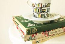 Books, books, and um...books / Take me away / by McKenzie Porter
