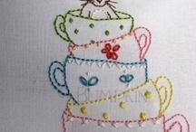 Embroidery / by Elizabeth Ferguson