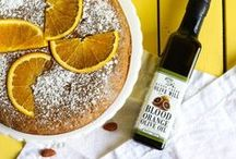 Sweets & Treats / Did you know you can bake with olive oil? Here are some delicious baked goods using olive oil!