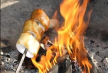 Grillaus / Suomen kesän herkullisimmat reseptit grillaukseen. Kokeile rohkeasti muutakin grillattavaa kuin makkaraa ja possua.