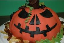 Halloween / Syksyn Halloween-juhliin on mukavaa valmistaa karmivia yllätyksiä vieraille.