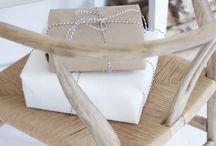 Inpakken | giftwrapping / Maak van cadeautjes inpakken een FEESTJE