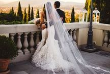 Dream Wedding / This board is all about weddings! Wedding dresses, wedding cakes, wedding venues, wedding ideas, etc.