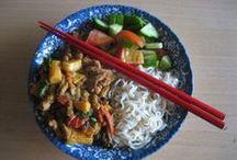 Porsaan liha / Porsas on monipuolinen ja halpa raaka.aine, josta tekee ruoan niin arkeen kuin juhlaankin.