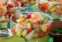 Party Snacks / Discover easy & delicious party-ready dishes that are perfect for any occasion!