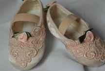 Baby / Custom made baby shoes