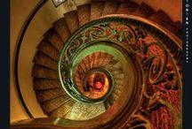 Doorways and Stairways / by Michael Gallaher