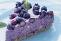 RECIPES - Healthy snacks and desserts