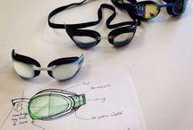 Zwembrillen / Onderhoud en achtergrondinformatie over onze zwembrillen