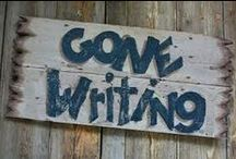 The Write Way / Quotes about writing.