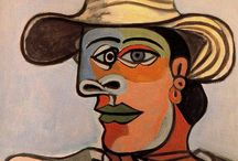 Like it or no... Art of Picasso. / Cubist and other expressions of Pablo Picasso.     / by Greg Eckler