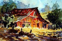 Cabanes/maisons