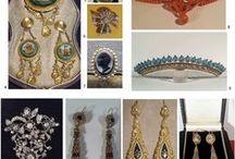 Una parte di Ninuzza (tranne uno) / gioielli antichi 2012 - 2015