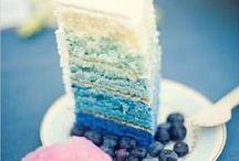 Blue Wedding Ideas / http://weddingskenya.com