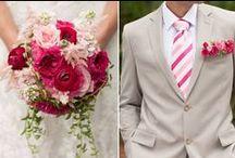 Pink Wedding Ideas / http://weddingskenya.com