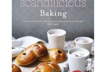 Nordic foods / Inspirational recipes and cook and baking books with a nordic feel, such as delights from Scandilicious baking cook Signe Johasen.