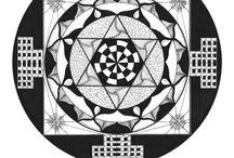 Yantra Mandala / Mandala Yantra