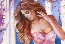 Irene Sheri / Romantic Impressionist Painter