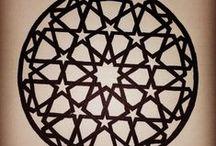 Islamitische kunst / tegels mozaïek / Islamic art / Mosaic tiles