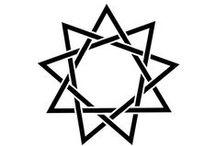 9 Nonagram / negenhoek / ennaegoon / nonagoon