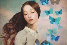 Christian Schloe - Surrealism / Pop Surrealism Visions