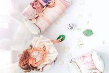 Подарок на день рождение / Создаем мебель для кукольного домика. Подарок на день рождение дочке-принцессе.