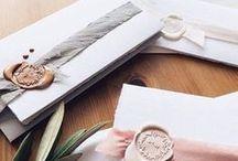 """DIY voor Trouwkaarten / Leuke """"do it yourself"""" ideeën om jullie trouwkaarten nog specialer te maken!"""