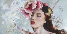 Wendy Ng ~ Abstract painter