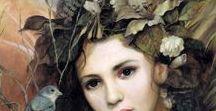 THE ART OF ANNIE STEGG