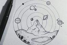 Pretty designs & illustrations