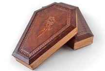 Coffin journals...