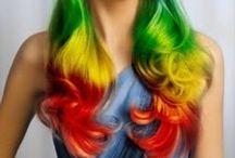 Hair and Makeup / Beautiful, glorious you
