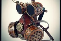 Steampunk thematic...