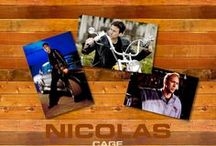 NICOLAS CAGE / The Best Actor