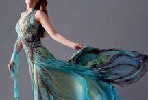 Inspiratie jurk en outfits / Om te maken met een eigen twist / by lauretta
