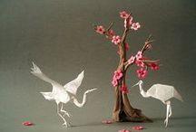 Origami 折り紙 / by ✿ Sara GR ✿