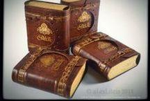 Soft bound journals...
