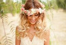 Spring Weddings / Spring time means wedding season!