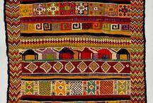 Rugs: Tunisian