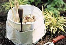Jardinería / Un espacio para el tiempo en el jardín