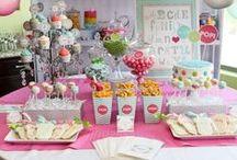 Cumpleaños y Babyshower / Encuentra entretenidas ideas para los cumpleaños y babyshower <3