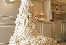 Wedding inspirations / Dessert buffet