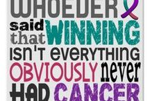 CANCER INSPIRING QUOTES