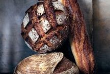 BREAD / Bread making is an art. This board showcases some of the most artisan loaves the internet has to offer.