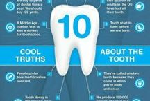 Patient Education / These are educational pins about your teeth and smile.