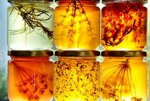 PICKLES + PRESERVES / Foods are like relationships— some are quickies, others are more long term and get better with age.