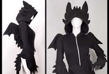 How to Train Your Dragon Costumes / Costumes Tips and reference pictures for How to Train Your Dragon